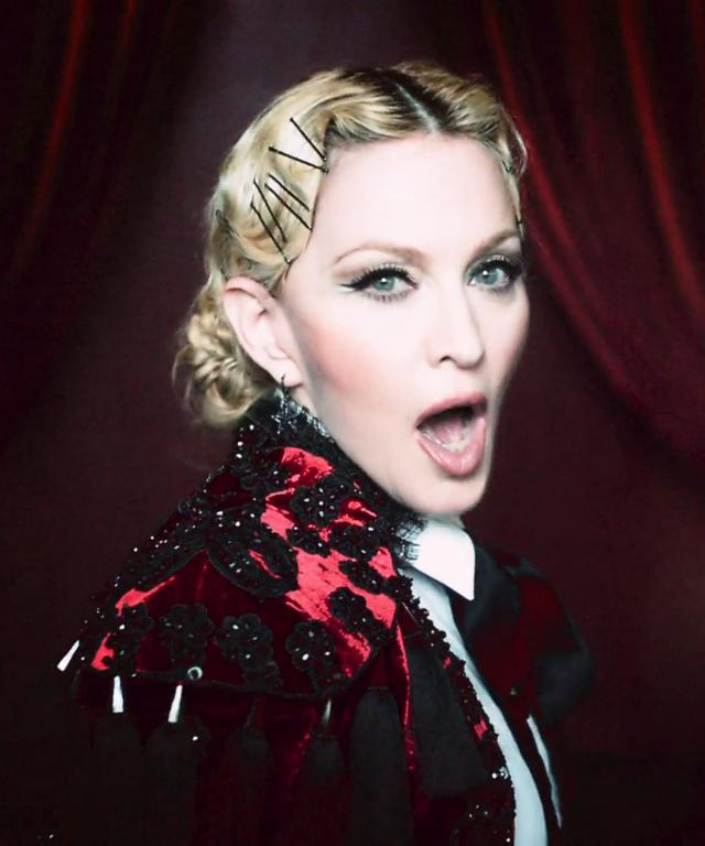 Madonna 'Living For Love'