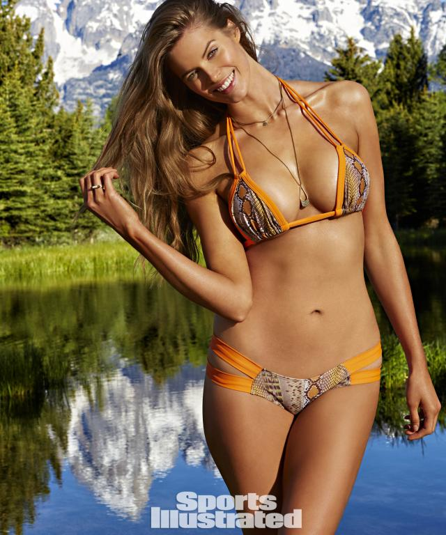 Robyn Lawley in Sports Illustrated