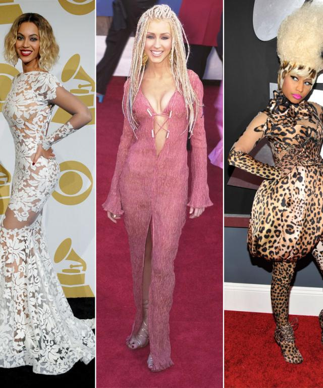 Wildest Grammys Looks