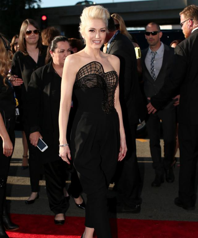 Gwen Stefani at 2015 Grammy Awards