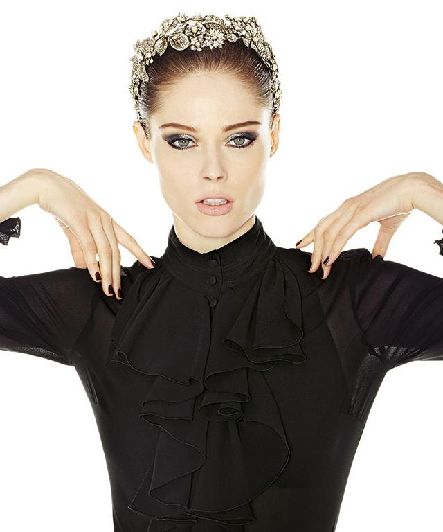 Coco Rocha x HSN Cinderella Collection