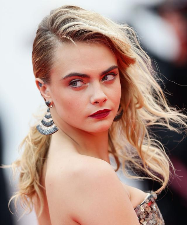 20 Times We Wanted Cara Delevingne's Hair