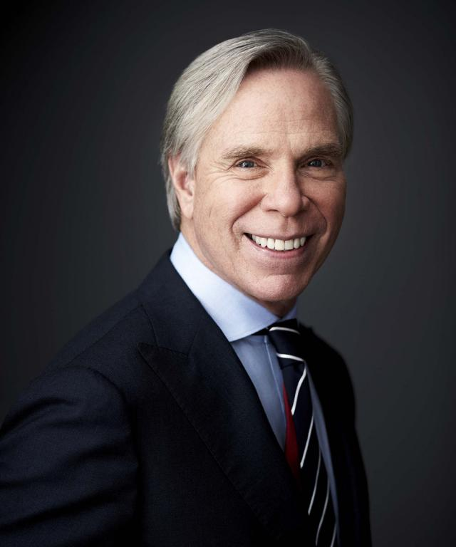 My Life in 10 Seconds: Tommy Hilfiger