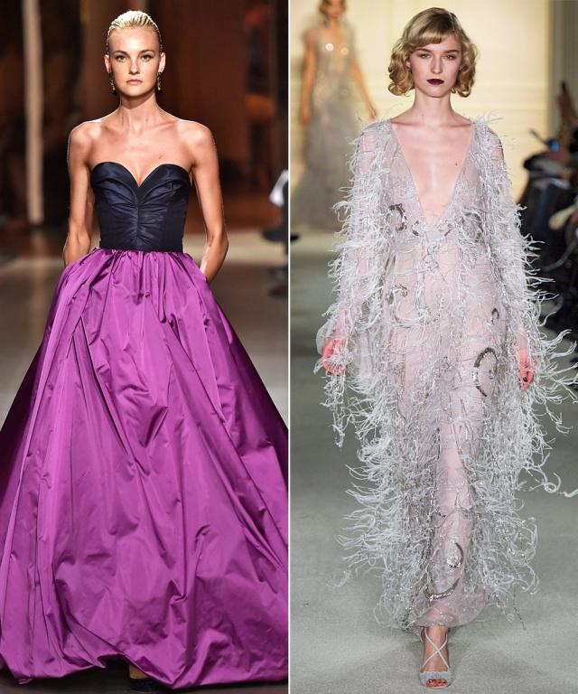 Fall 2015 Runway Dresses at the 2015 Oscars