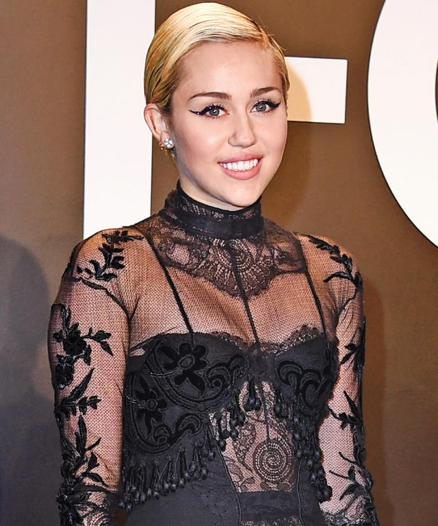 miley cyrus, tom ford