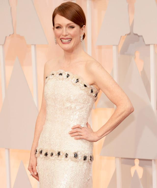 Julianne Moore at 2015 Oscars