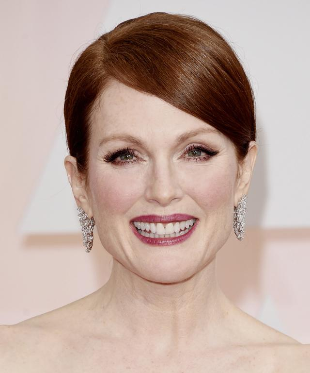 Julianne Moore Hair