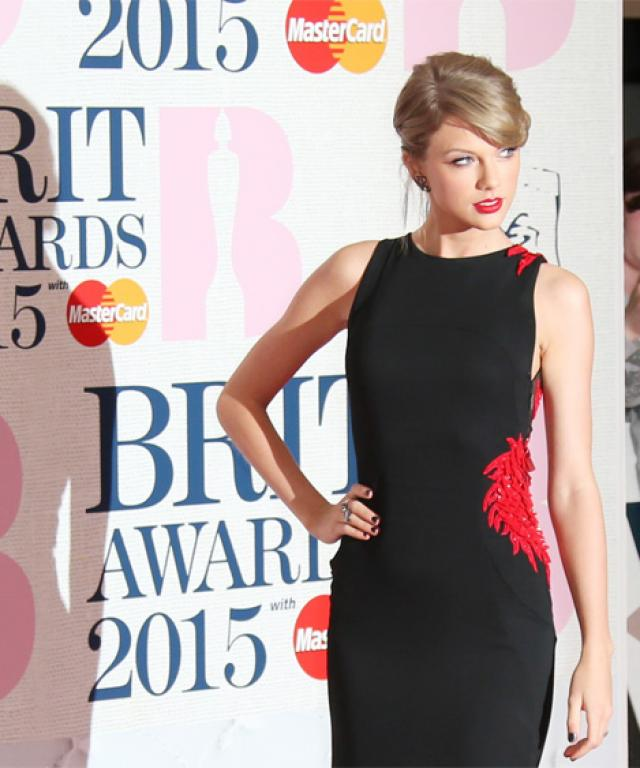 HP Taylor Swift Brit Awards