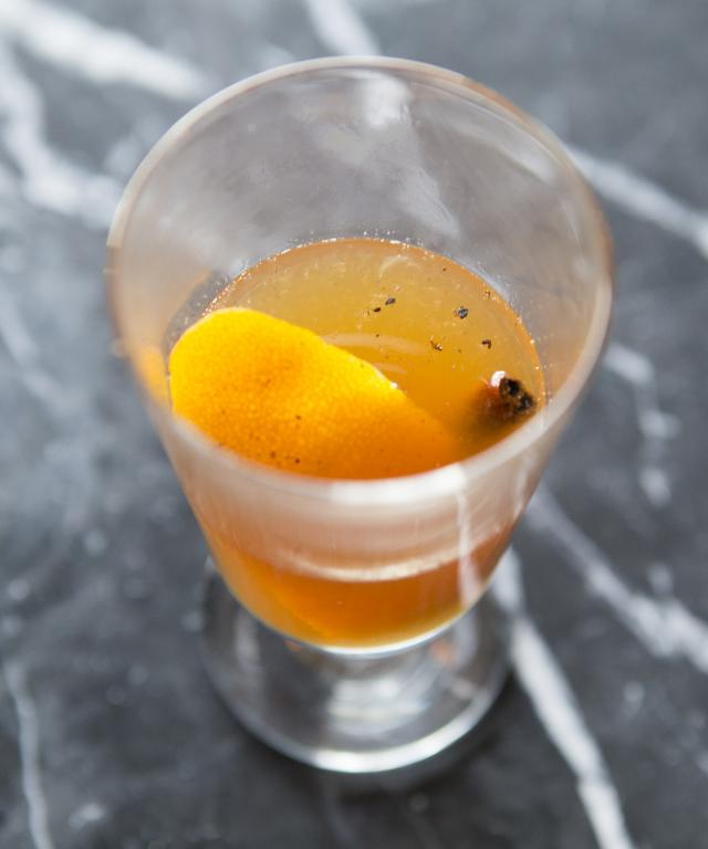 The Only Hot Toddy Recipe You'll Ever Need