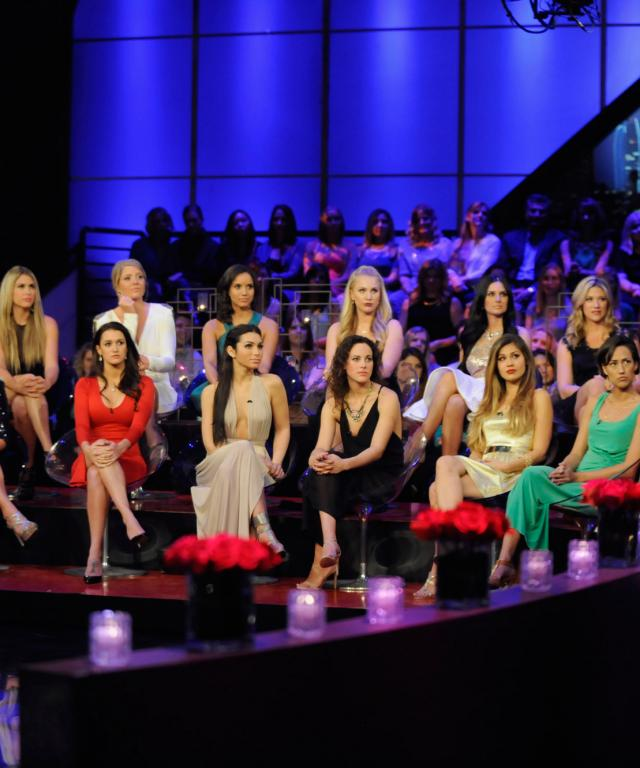 The Bachelor's Women Tell All Episode