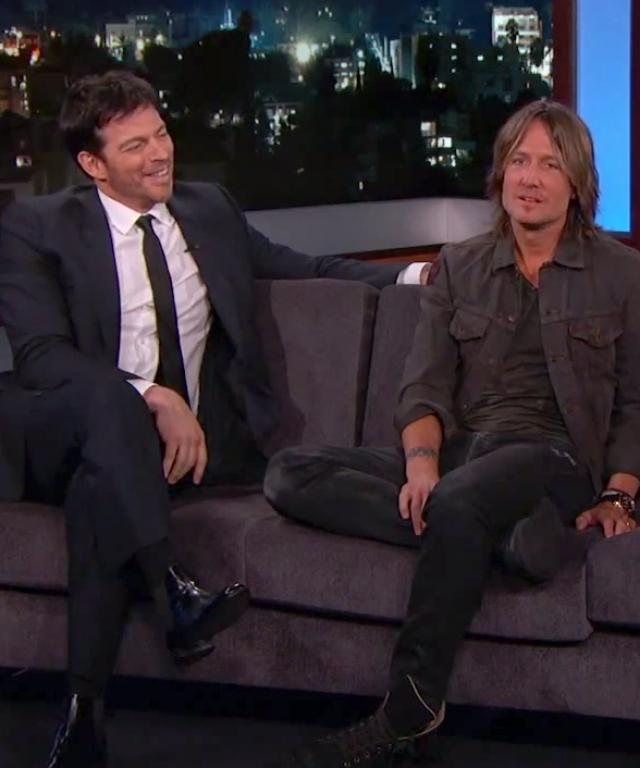 American Idol Judges Jimmy Kimmel Live