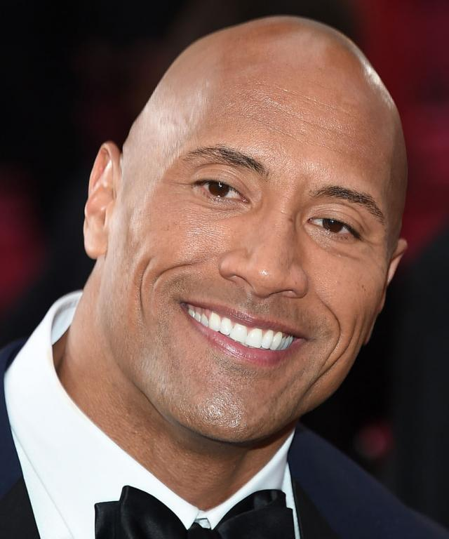 Dwayne 'The Rock' Johnson Channels His Inner Taylor Swift