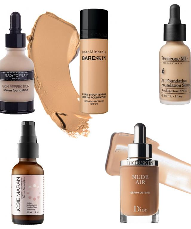 Serum Foundations