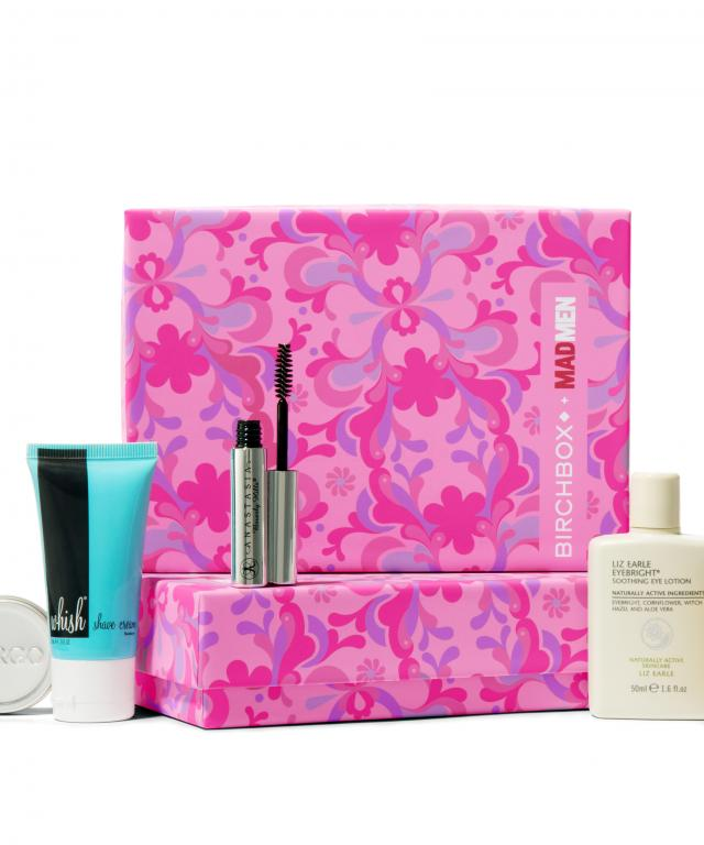 Birchbox Mad Men