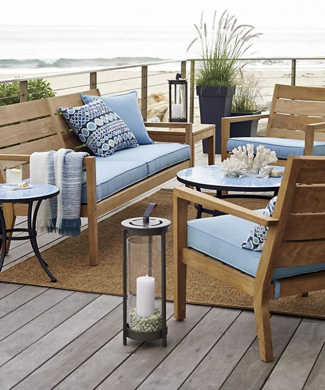8 Ways to Spruce Up Your Patio