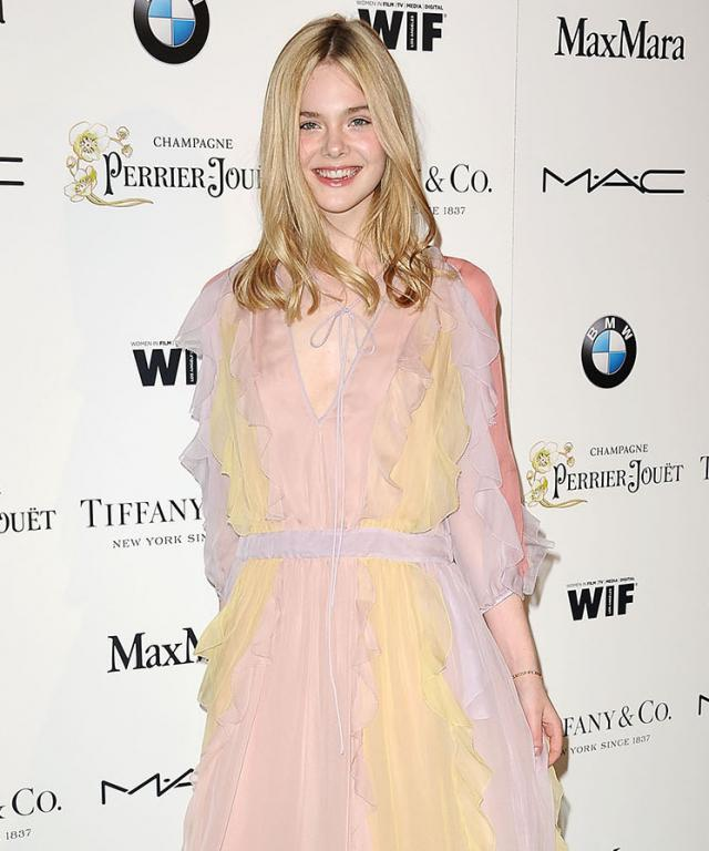 It's Elle Fanning's 17th Birthday!