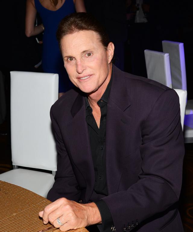 Bruce Jenner Fans Paint Their Nails in Solidarity