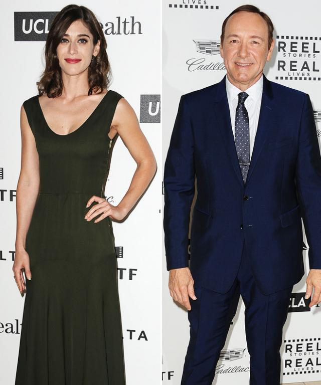 Reel Stories: Lizzy Caplan, Kevin Spacey, Yvette Nicole Brown - Lead
