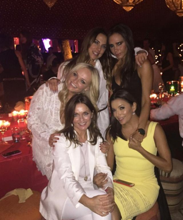 Weekend Instagram Recap/Victoria Beckham and Spice Girls - Lead