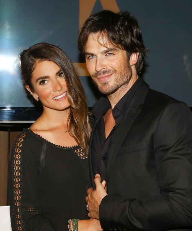 Nikki Reed & Ian Somerhalder - Lead