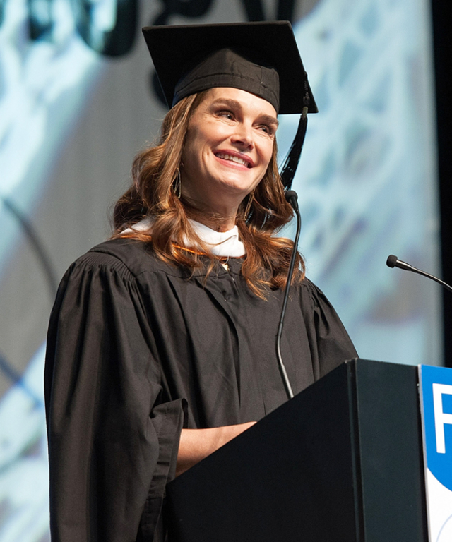 Fashion Institute Of Technology Commencement 2015