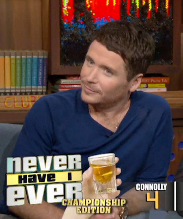 Kevin Connolly and Kevin Dillon on Watch What Happens Live