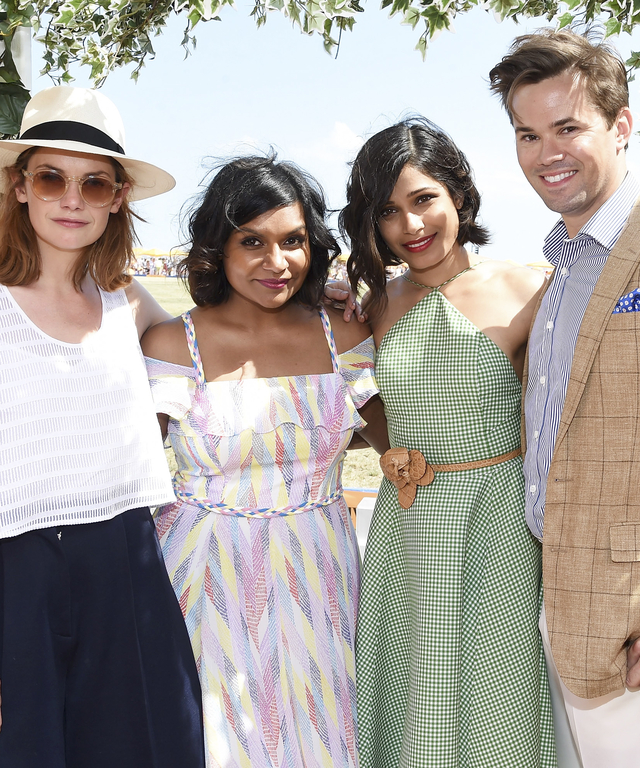 The Eighth-Annual Veuve Clicquot Polo Classic - VIP