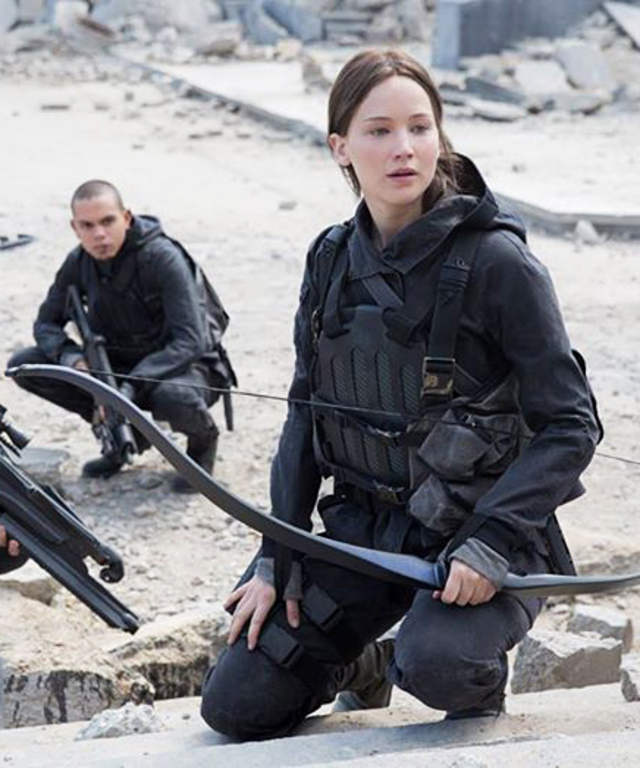 Mockingjay First Look