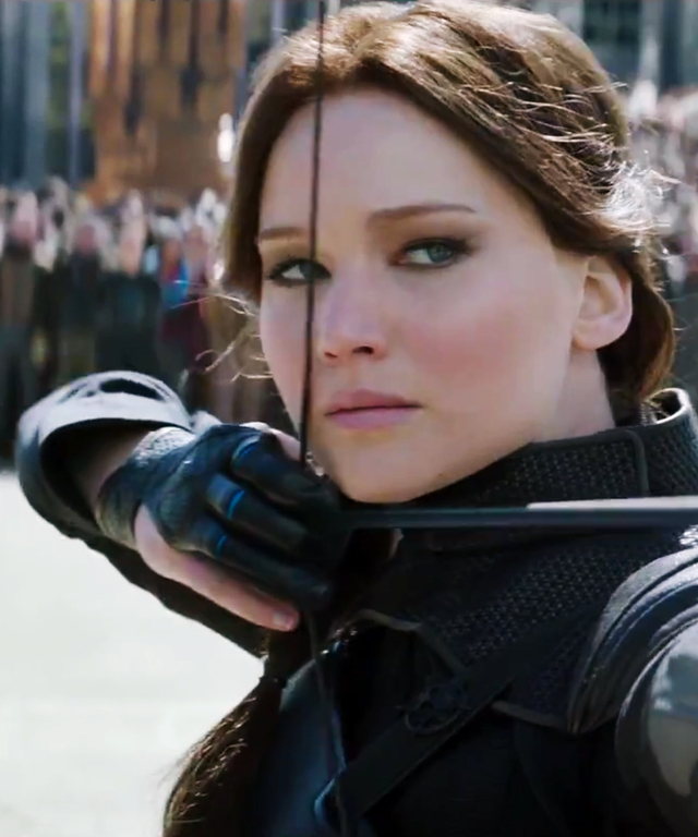 Mockingjay Part 2 First Look - lead
