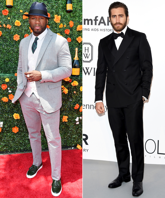 Southpaw Stars 50 Cent and Jake Gyllenhaal - Lead