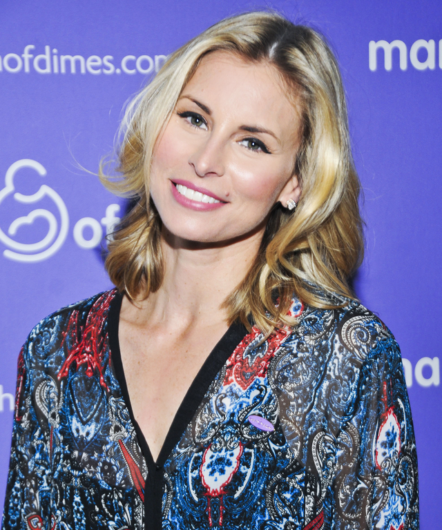 """March Of Babies"" Awareness Event With Niki Taylor"