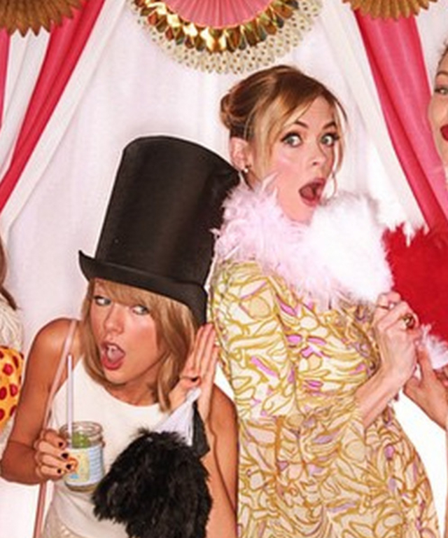 Taylor Swift at Jaime King's Baby Shower for baby number 2