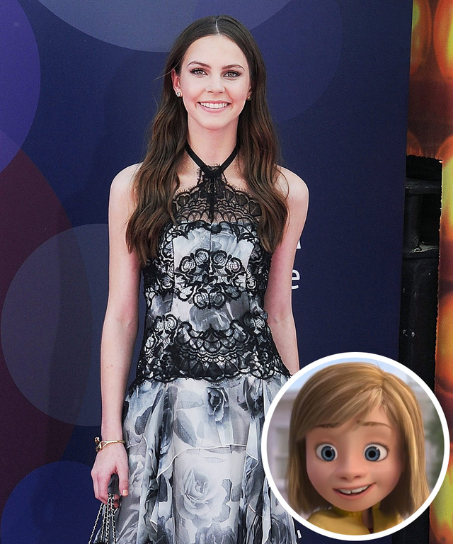 """Actress Kaitlyn Dias arrives at the Los Angeles premiere of Disney/Pixar's """"Inside Out"""" at the El Capitan Theatre on June 8, 2015 in Hollywood, California."""
