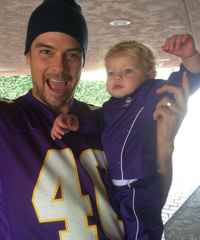 17 Super Cute Celebrity Dads on Instagram
