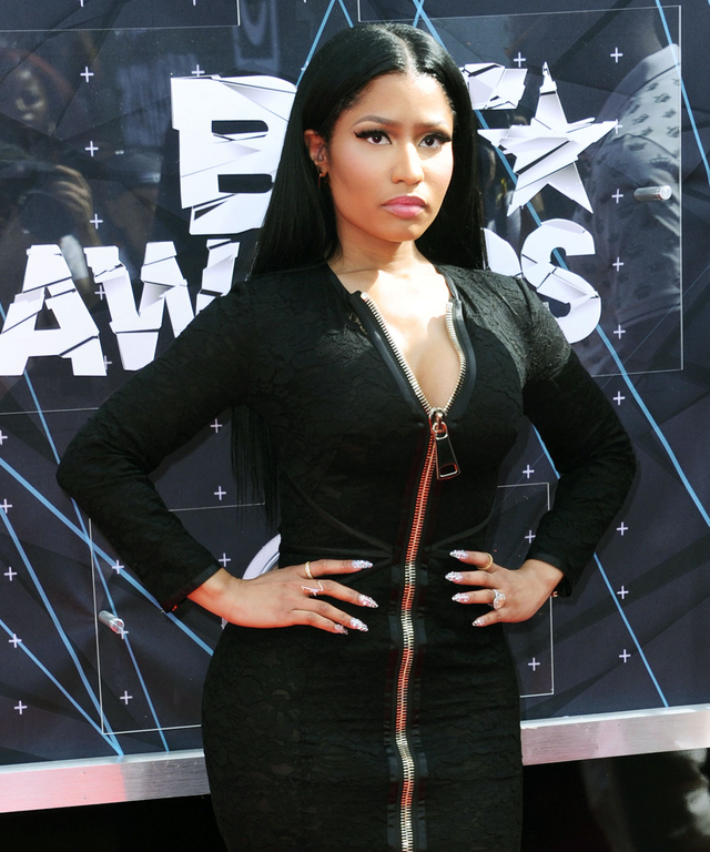BET Awards/Nicki Minaj - Lead/Slide
