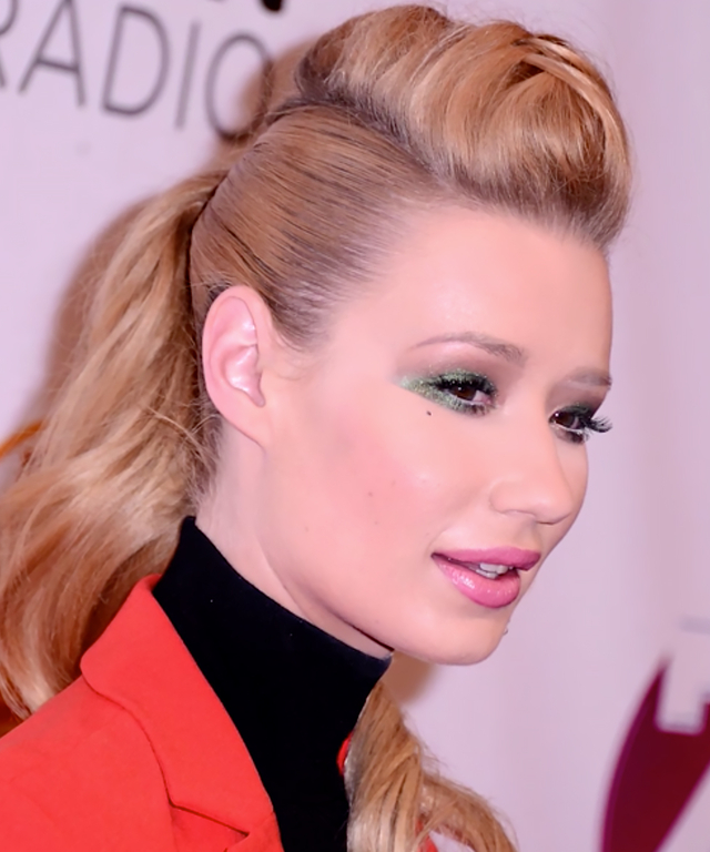 Ponytail Hairstyles Ideas Ponytail Styles Instyle