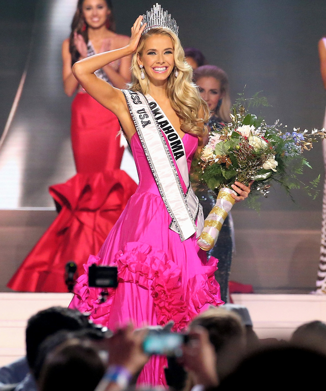 2015 Miss USA Pageant Only On ReelzChannel - Show