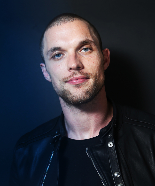 Ed Skrein - Lead