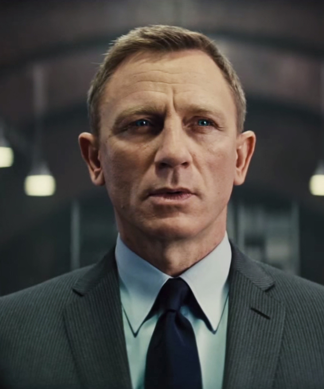 James Bond - Spectre - Lead