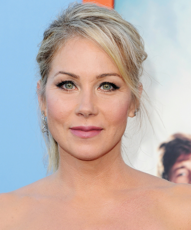 Actress Christina Applegate arrives at the Los Angeles Premiere  Vacation  at Regency Village Theatre on July 27, 2015 in Westwood, California.
