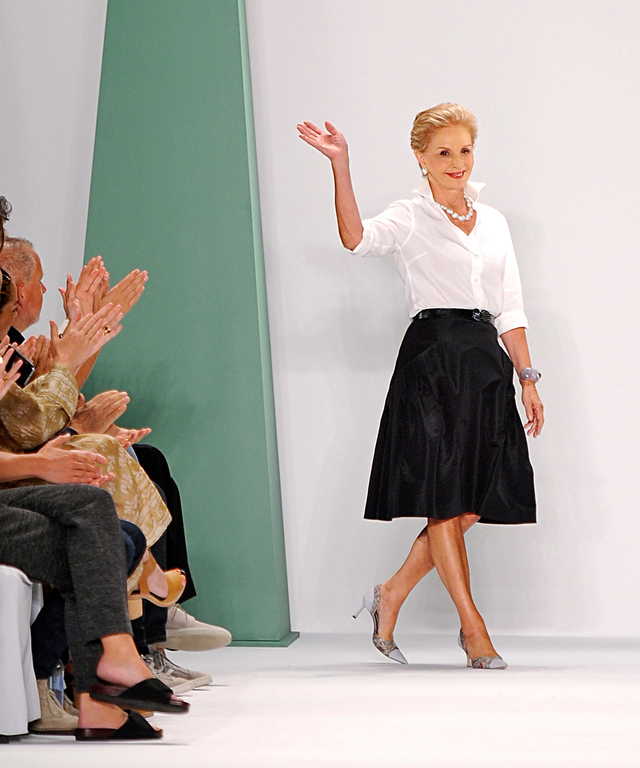 Carolina Herrera New York Fashion Week  Spring Summer 15 New York September 2014
