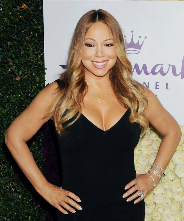 Singer Mariah Carey attends the Summer TCA Tour - Hallmark Channel and Hallmark Movies And Mysteries at a private residence on July 29, 2015 in Beverly Hills, California.