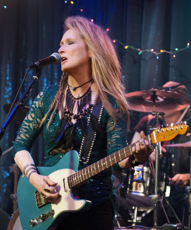 Meryl Streep - Ricki and the Flash - Lead