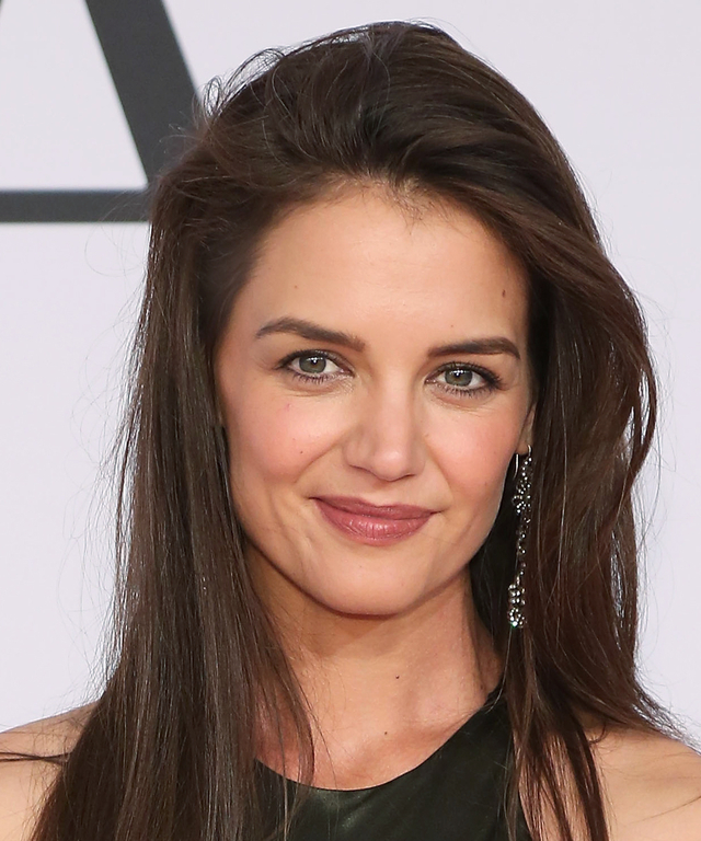 Katie Holmes - Hair Transformation - Aug. 10, 2015