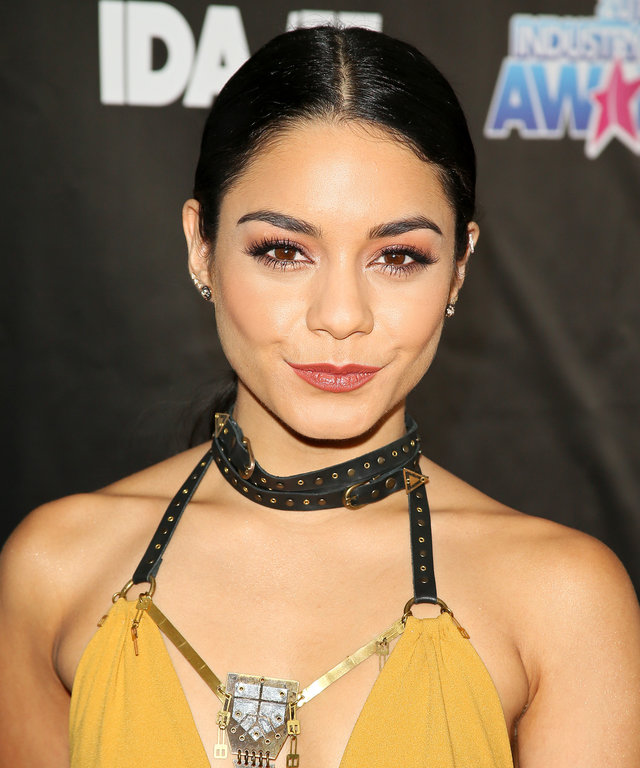 HOLLYWOOD, CA - AUGUST 19:  Vanessa Hudgens attends the 2015 Industry Dance Awards and Cancer Benefit Show at Avalon on August 19, 2015 in Hollywood, California. (Photo by JB Lacroix/WireImage)