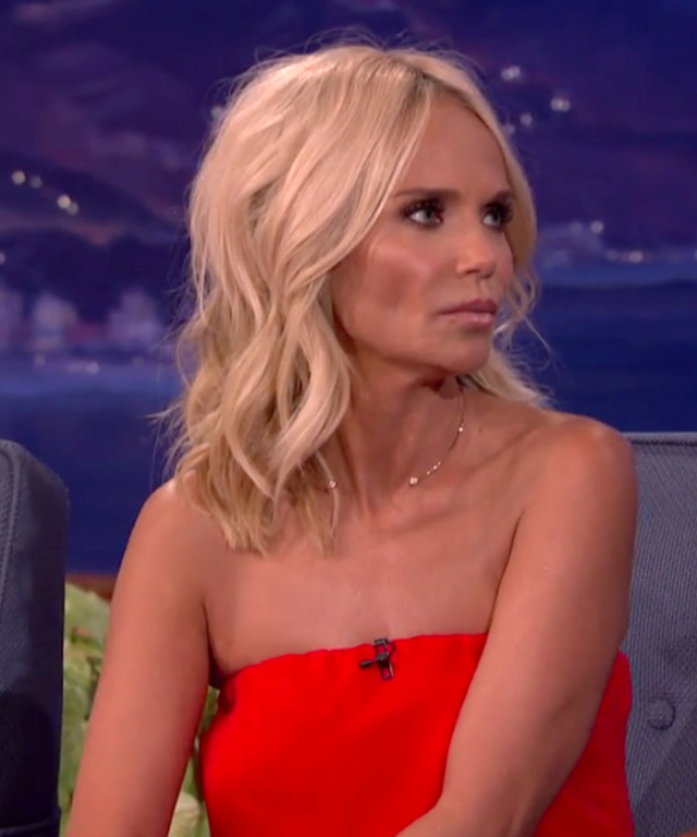 Kristin Chenoweth on Conan