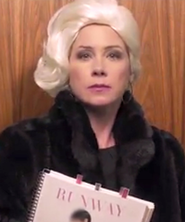 christina applegate as meryl streep in funny or die video