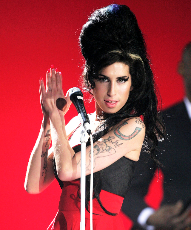 Show At The BRIT Awards 2007
