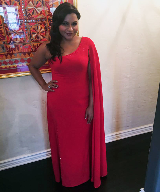 Mindy Kaling - Emmy - Lead