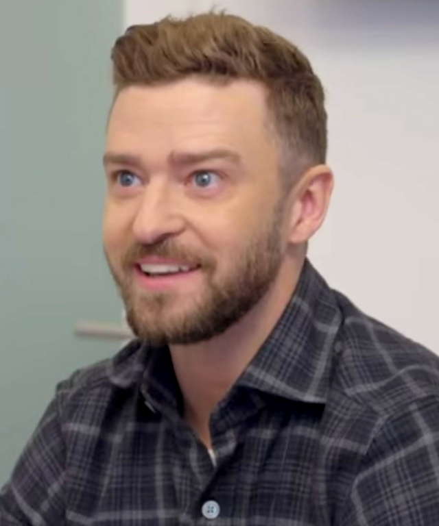Justin Timberlake talks theme songs with Seth Meyers on Late Night